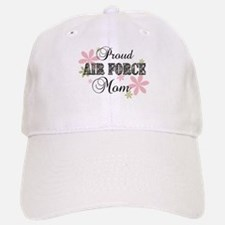 Air Force Mom [fl camo] Baseball Baseball Cap
