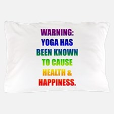 Rainbow Warning Pillow Case