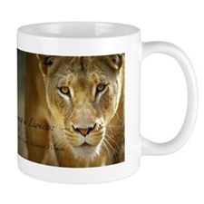 Cute Lioness Mug