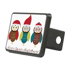 Who Loves Christmas? Hitch Cover