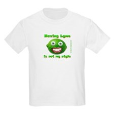Having Lyme is not my Style T-Shirt