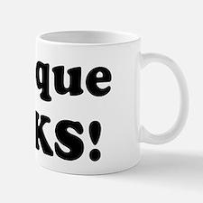 Monique Rocks! Mug