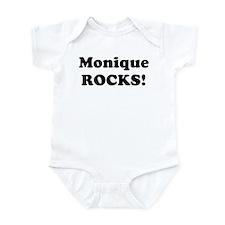 Monique Rocks! Infant Bodysuit