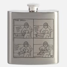 The Drill - Flask