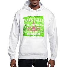 Thrift Store Junkie Hoodie