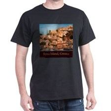 Symi island T-Shirt with incription