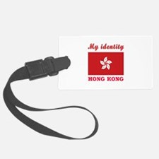 My Identity Hong Kong Luggage Tag