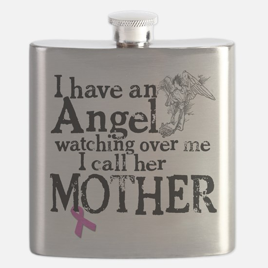 8-mother angel.png Flask