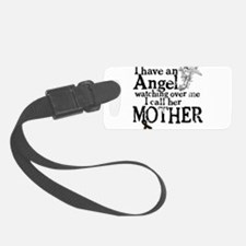 9-mother angel.png Luggage Tag