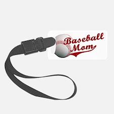 Baseball_Mom Luggage Tag