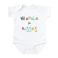 Will Google For Kisses Infant Bodysuit