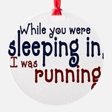 sleepin in copy.png Ornament