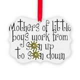 Mom Picture Frame Ornaments