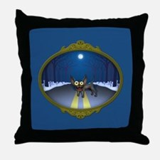 Northern Chihuahua Throw Pillow