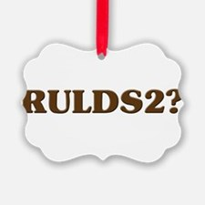 rulds2 white.png Ornament