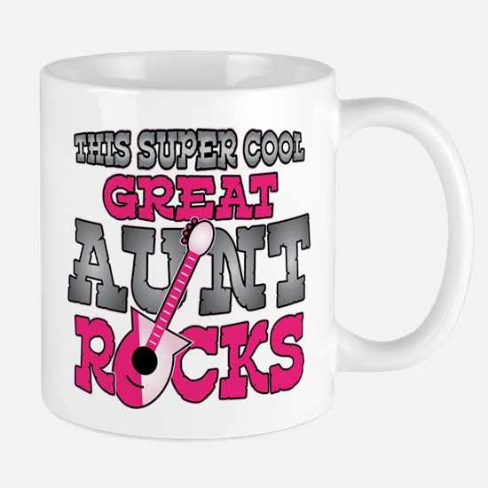 Great Aunt Rocks Mug