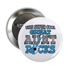 "Great Aunt Rocks 2.25"" Button"