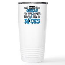 Great Aunt Rocks Travel Mug