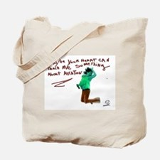 Teach Me To Fly Tote Bag