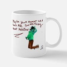 Teach Me To Fly Mug