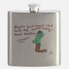 Teach Me to Fly Flask