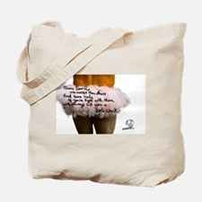 Give Me Some Slack Tote Bag