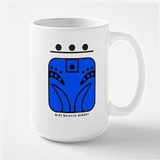 BLUE Galactic MONKEY Mug