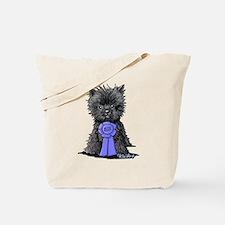 Best In Show Affenpinscher Tote Bag
