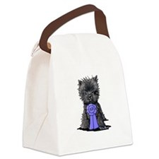 Best In Show Affenpinscher Canvas Lunch Bag