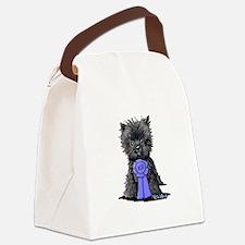 Best In Show Affenpinscher Canvas Lunch Bag