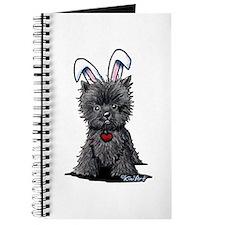 Easter Affenpinscher Journal
