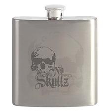 No skulls Flask