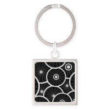 Background - Square Keychain