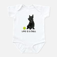 Scottish Terrier Life Infant Bodysuit