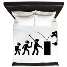 Parkour King Duvet