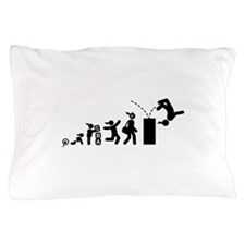 Parkour Pillow Case
