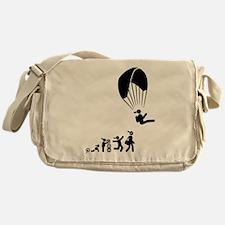 Paragliding Messenger Bag