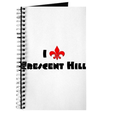 I love Crescent Hill Journal