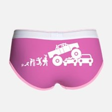 Monster Truck Women's Boy Brief