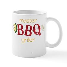 Master BBQ Griller Mug
