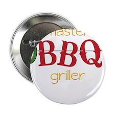 """Master BBQ Griller 2.25"""" Button"""