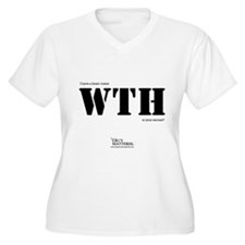 I *HAVE* a brain tumor WTH... Plus Size T-Shirt