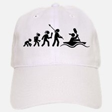 Kayaking Baseball Baseball Cap