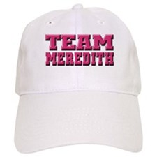 Grey's Anatomy Team Meredith Baseball Cap