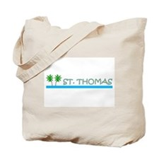 Cute Saint lucia t Tote Bag