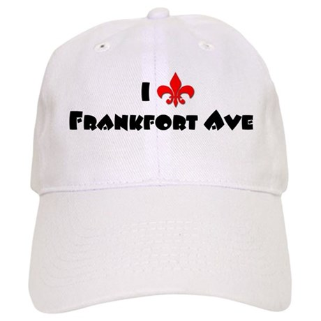 I Love Frankfort Ave Cap