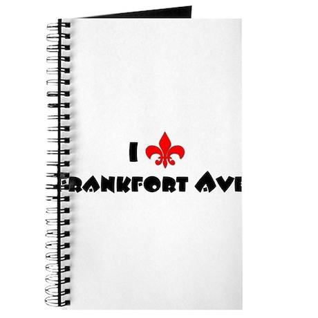 I Love Frankfort Ave Journal