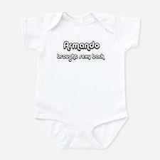 Sexy: Armando Infant Bodysuit