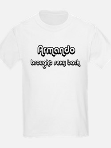 Sexy: Armando Kids T-Shirt