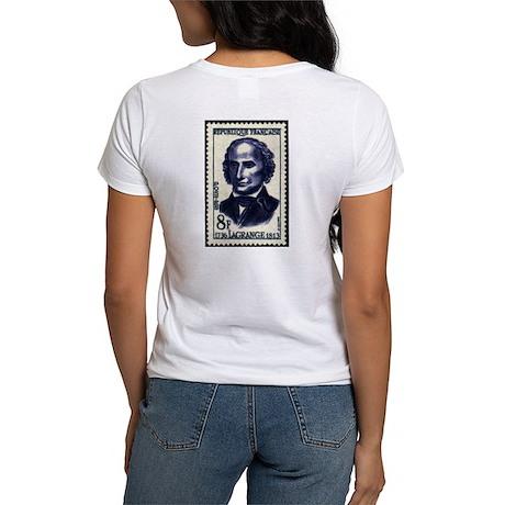 Joseph Louis Lagrange Women's T-Shirt